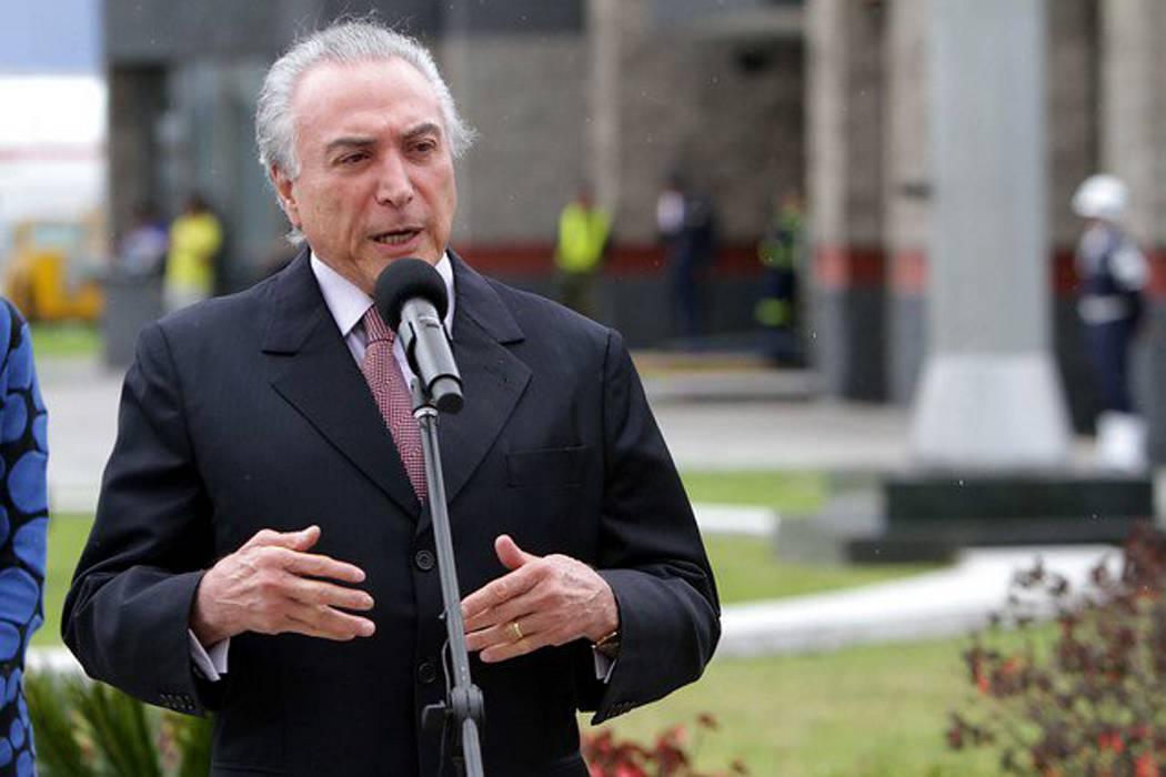Presidente de Brasil le agradeció al Gobierno colombiano tras tragedia del Chapecoense