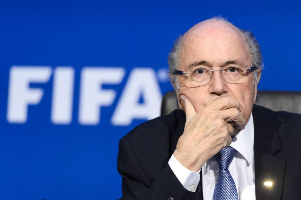 Se mantienen los seis años de suspensión para Joseph Blatter