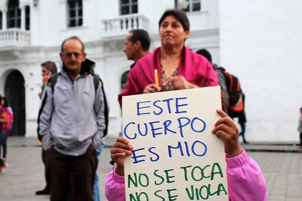 Familia de niña asesinada llegó a Bogotá al huir de la pobreza y amenazas