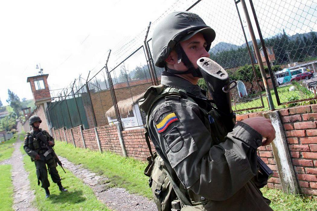 Miembros de las Farc en la cárcel de Chiquinquirá se declaran en desobediencia
