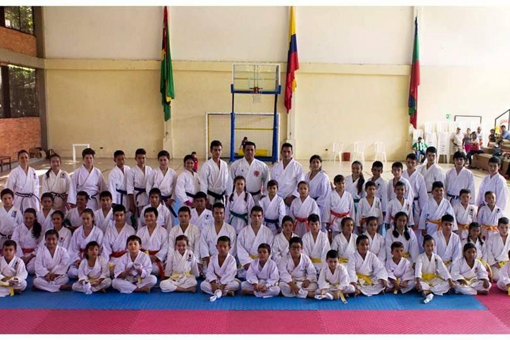 San Gil, Páramo y el Valle de San José participaron en el examen de ascenso