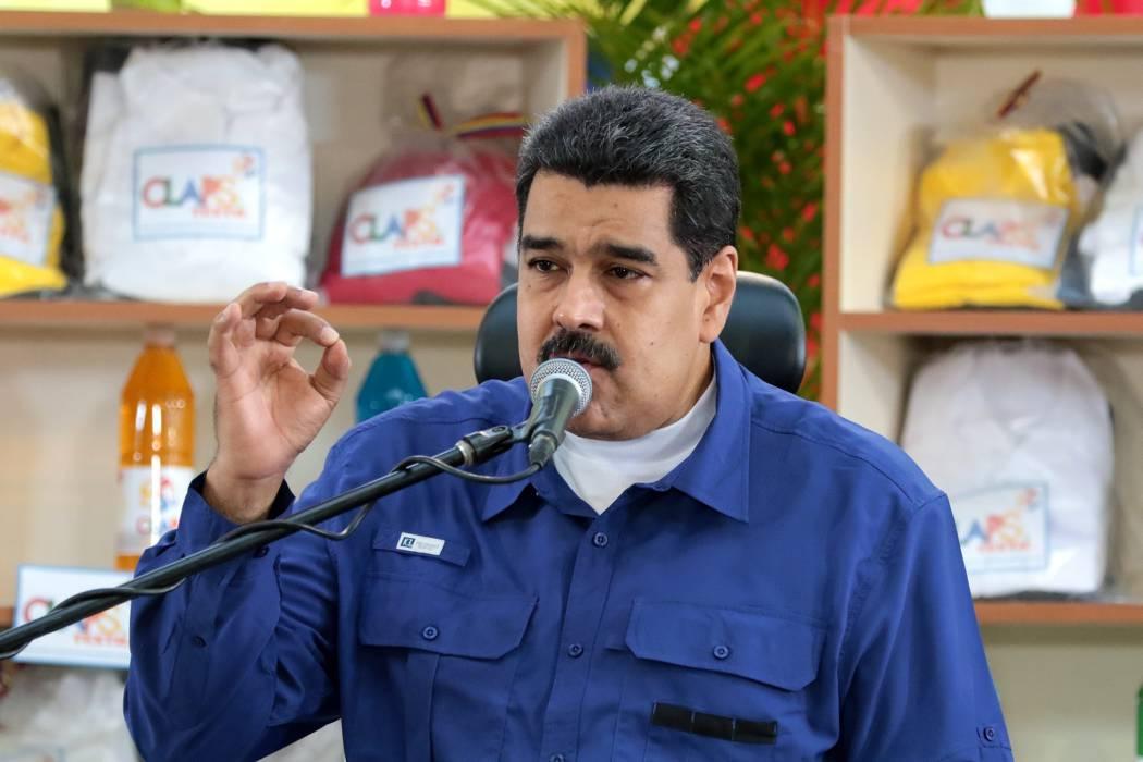 """""""Venezuela sigue adelante con o sin diálogo con la oposición"""": Nicolás Maduro"""
