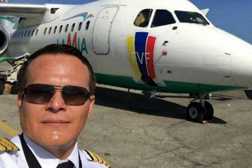 Bolivia afirmó que piloto de tragedia del Chapecoense cometió un