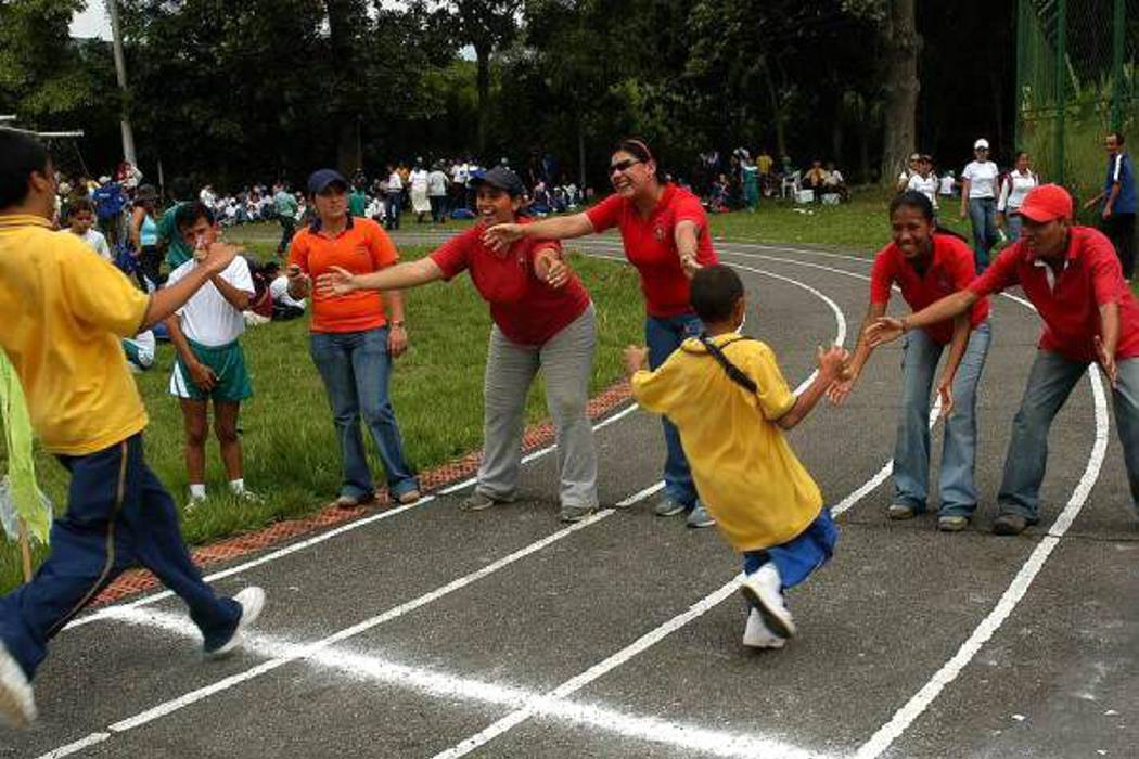 Con olimpiadas deportivas, hoy comienza semana de la inclusión