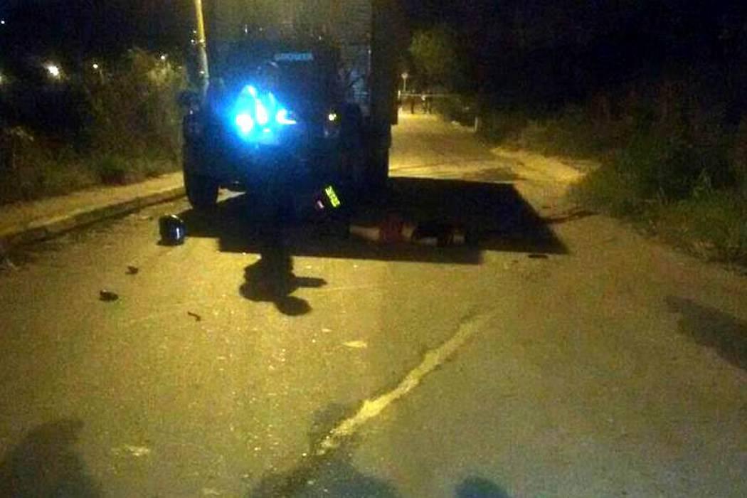Un hombre falleció en un accidente de tránsito en la vía Girón – Zapatoca