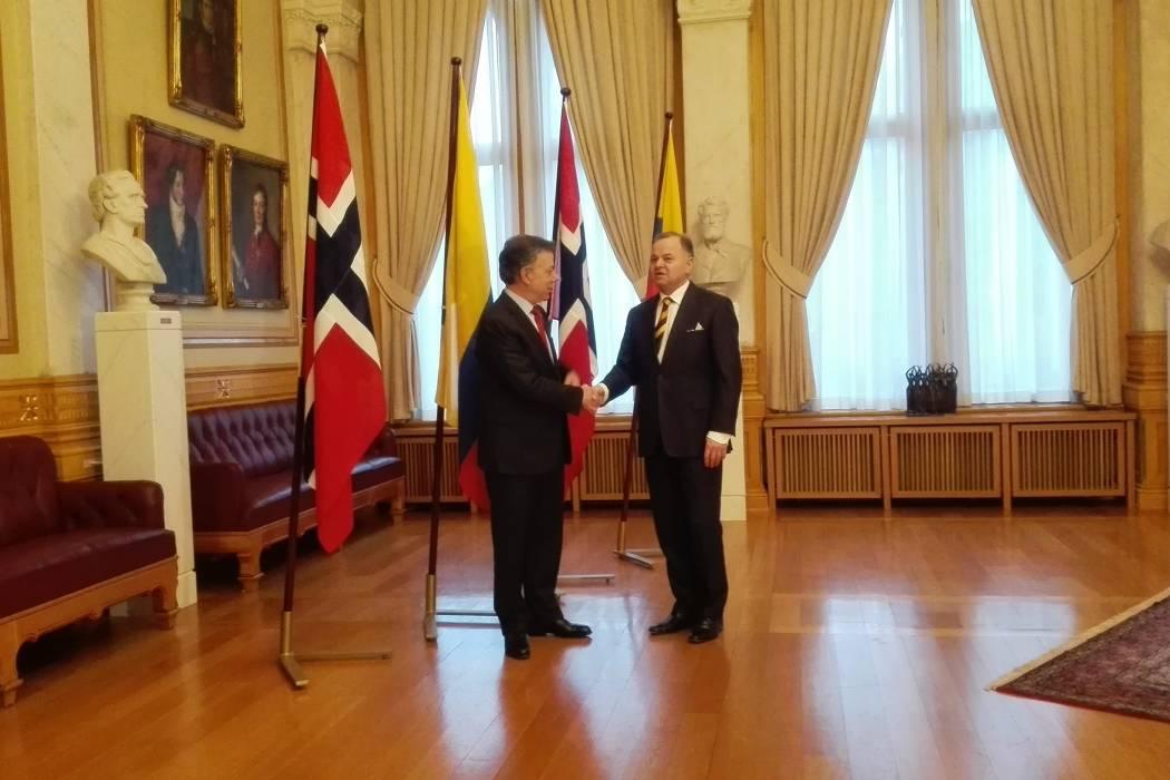 Juan Manuel Santos espera que la Corte apruebe el 'Fast Track'