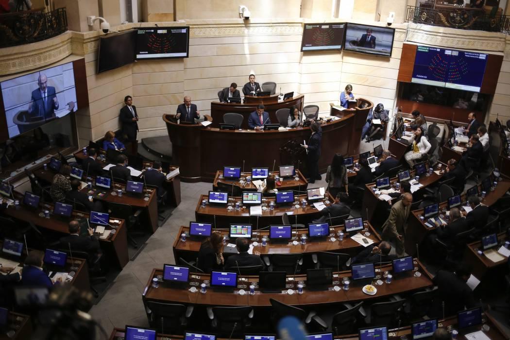 Hay posiciones dividas en el Senado por el referendo de adopción
