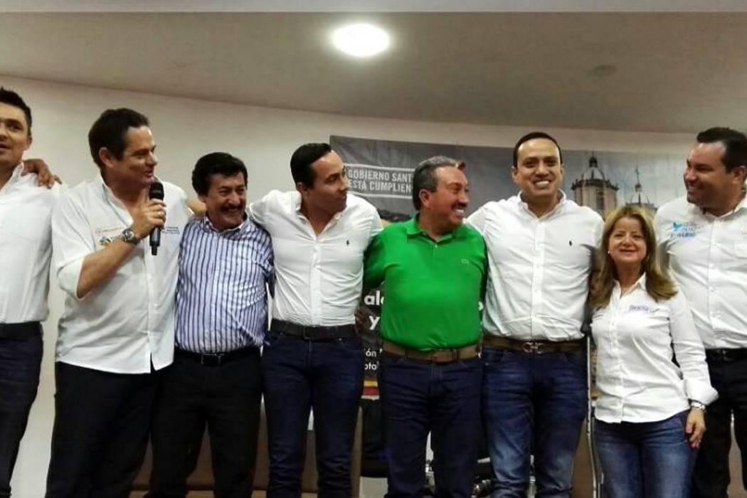 Vicepresidente Vargas Lleras, ¿en pacto político con el clan Aguilar?