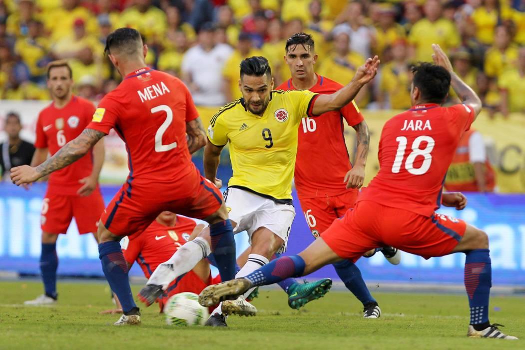 La Fifa sancionó a la Federación Colombiana