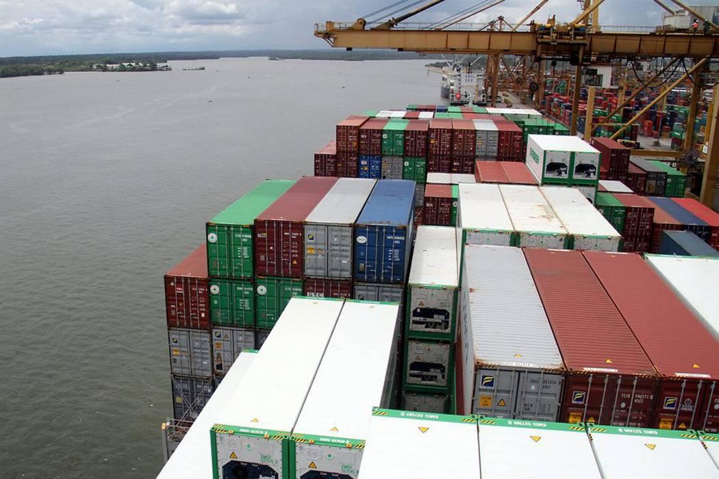 Exportaciones aumentaron 12,6 % en noviembre de 2016