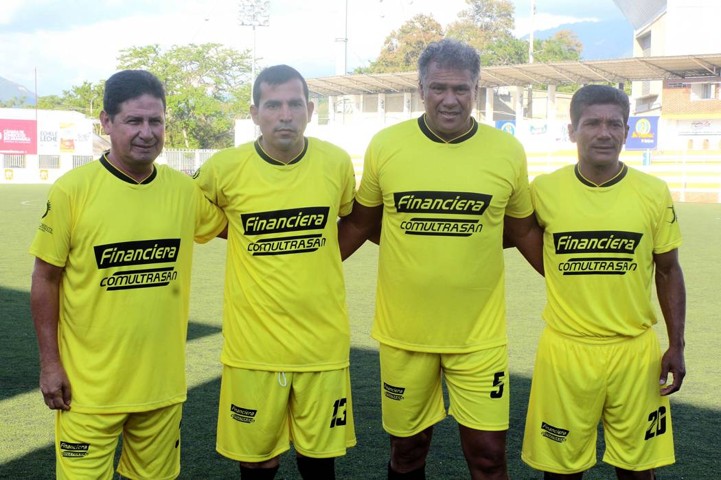 Se vivió otro Día del Fútbol Santandereano