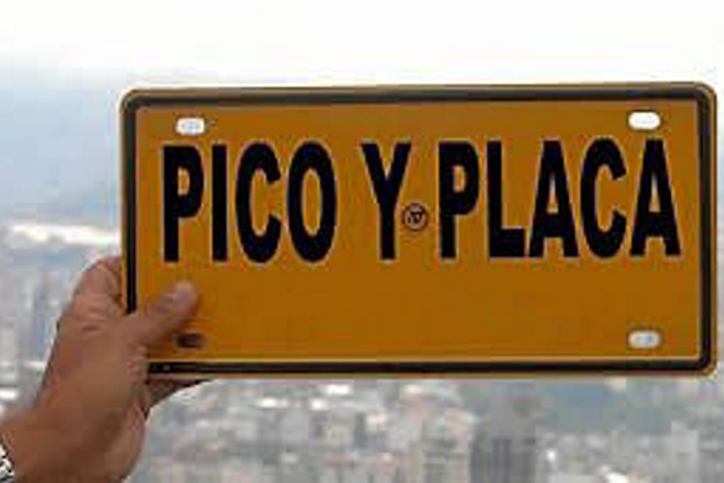 Desde este lunes no habrá 'Pico y Placa' en Bucaramanga