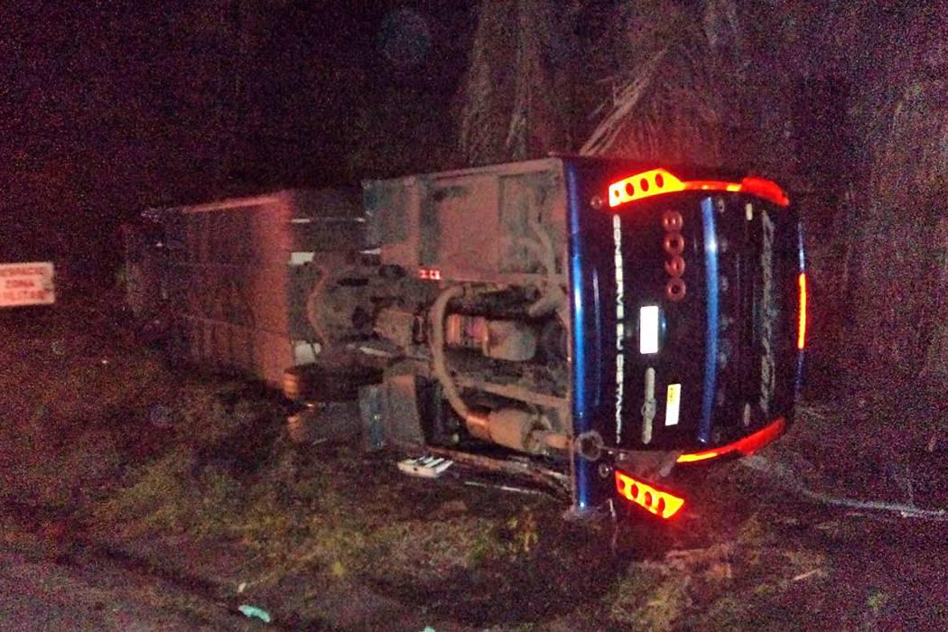 Cinco muertos por accidente de bus de Copetrán en carretera de Cundinamarca