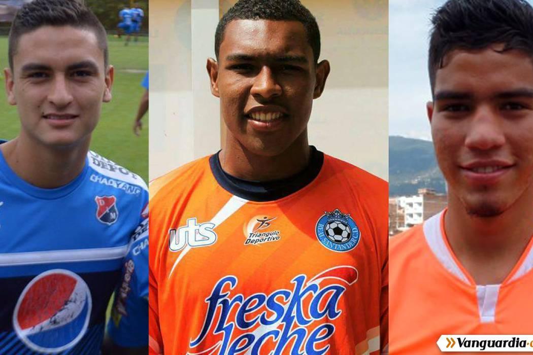 Tres santandereanos fueron convocados a la Selección Colombia Sub 20