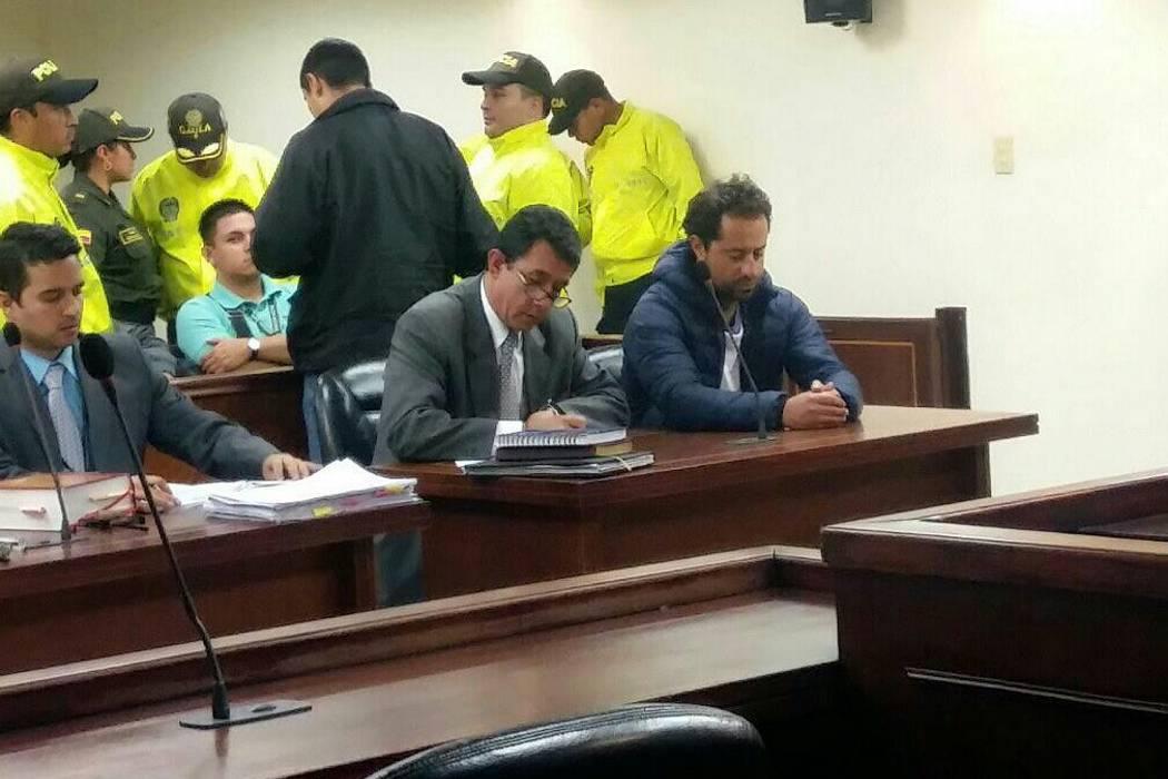 Este miércoles será la audiencia de acusación contra Rafael Uribe N.
