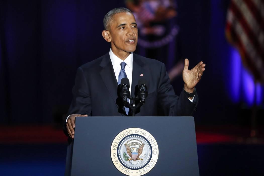 Obama afirmó que Estados Unidos es hoy