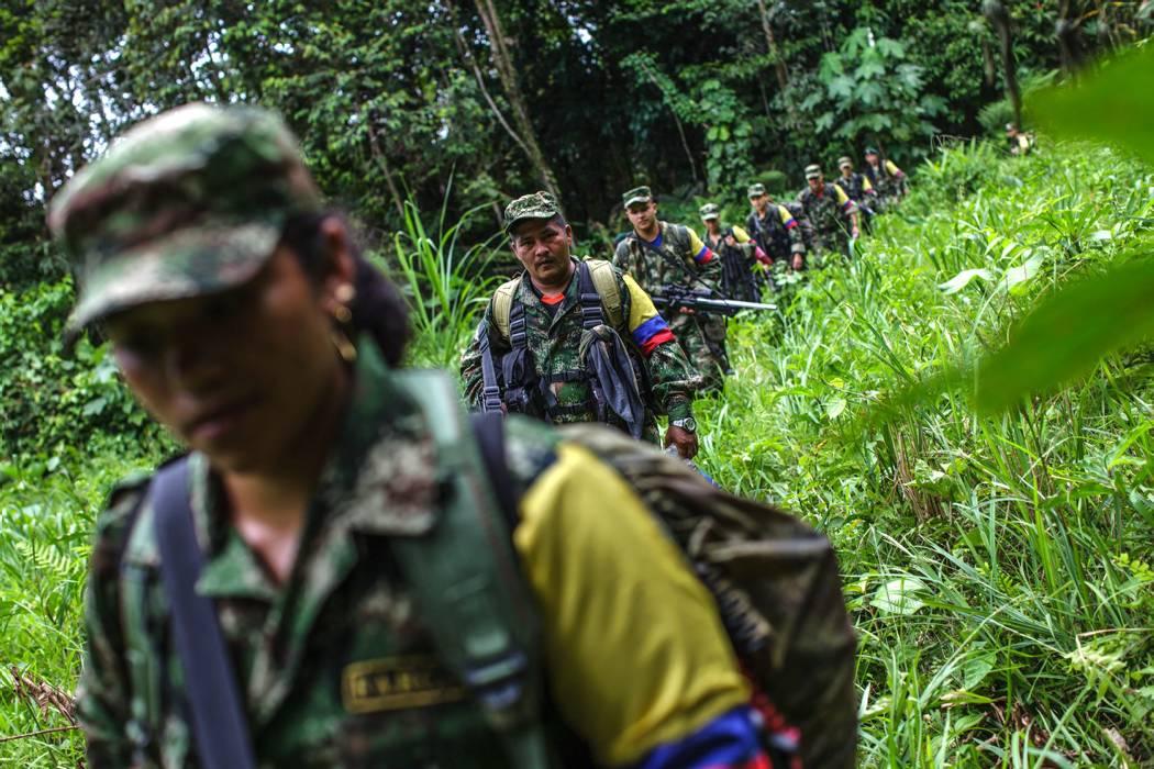 Investigan enfrentamiento entre las Farc y disidentes
