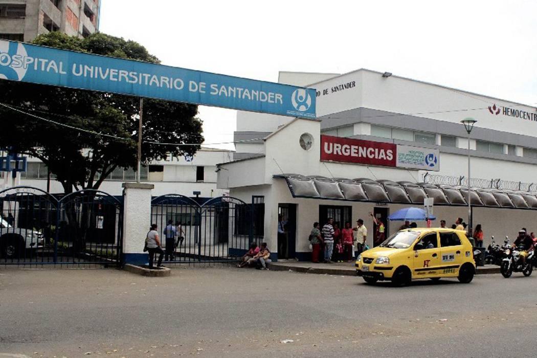 Minsalud giró $7.753 millones a cuatro hospitales de Santander