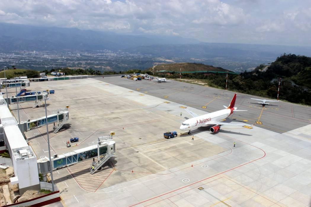 Pasajeros en el aeropuerto Palonegro de Bucaramanga disminuyeron durante 2016