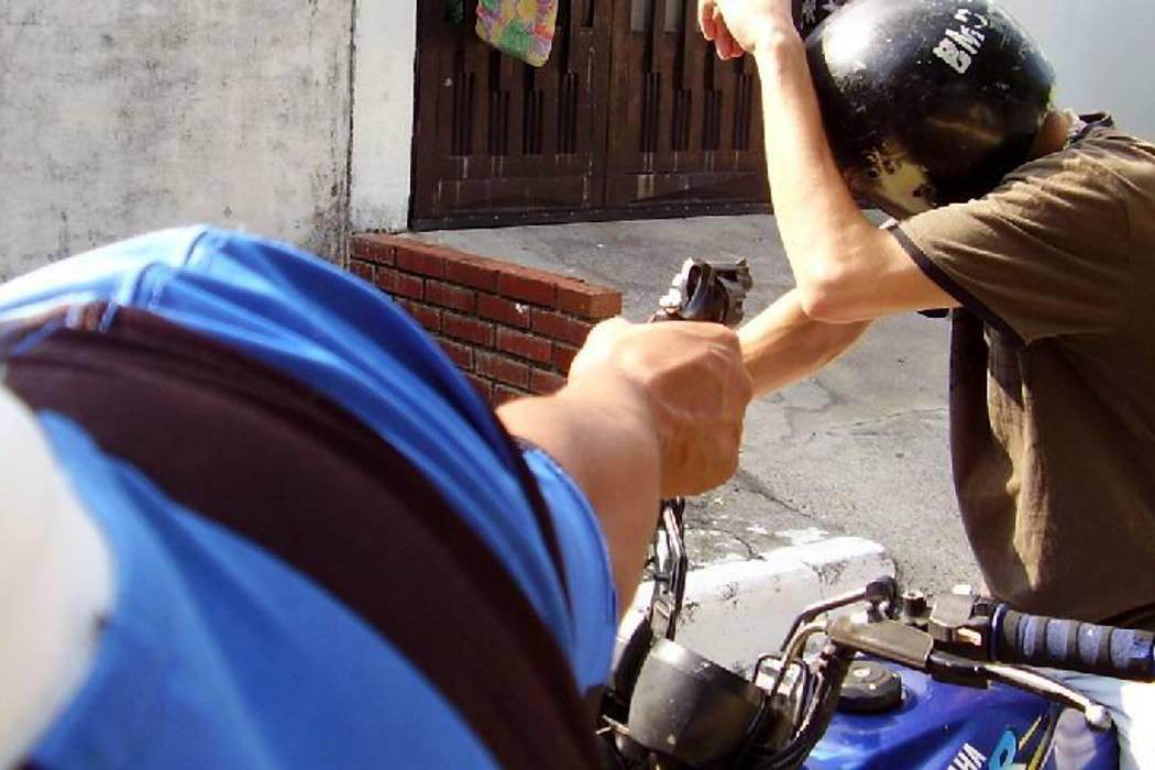 Capturan hombres acusados de robar y secuestrar a mototaxistas en Bucaramanga