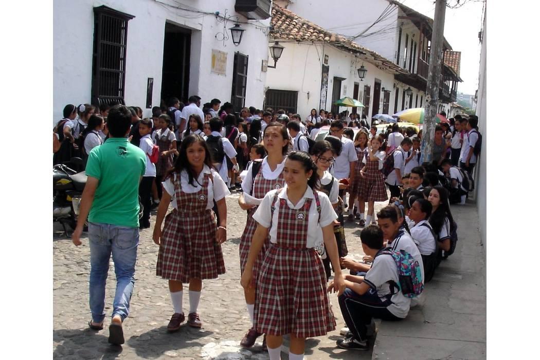 El colegio Nieves Cortés tiene cupos disponibles
