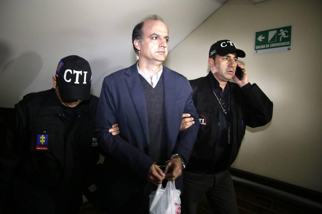 Capturado el exsenador Bula por caso Odebrecht