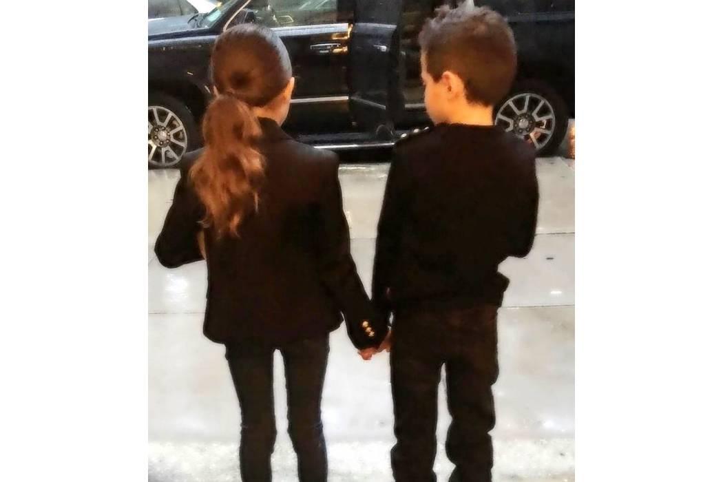 Jennifer López, dividida entre el amor de Drake y el de sus hijos