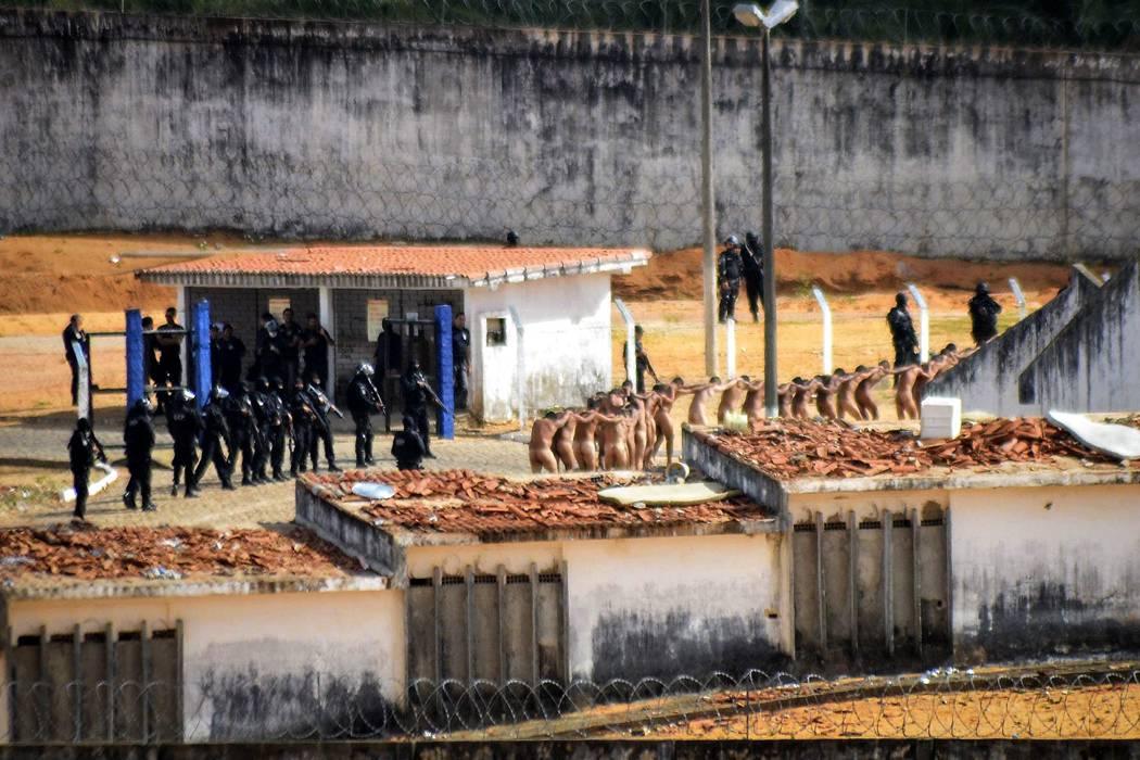 Secretario estatal dice que en Brasil hay más de 50 capos como Pablo Escobar