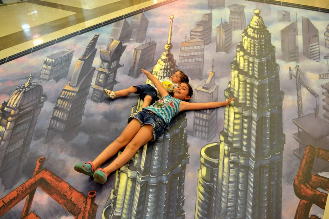 Arte Mágico en 3D, la exposición desafiante en Bucaramanga