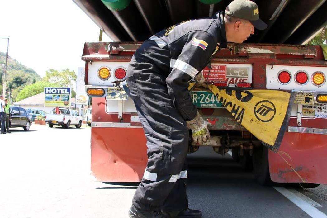 Inician obras para mitigar accidentalidad en San Gil