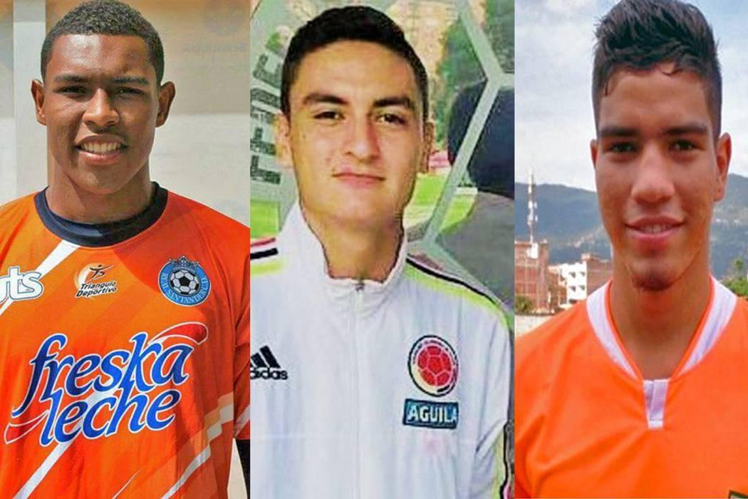 Los embajadores del fútbol santandereano