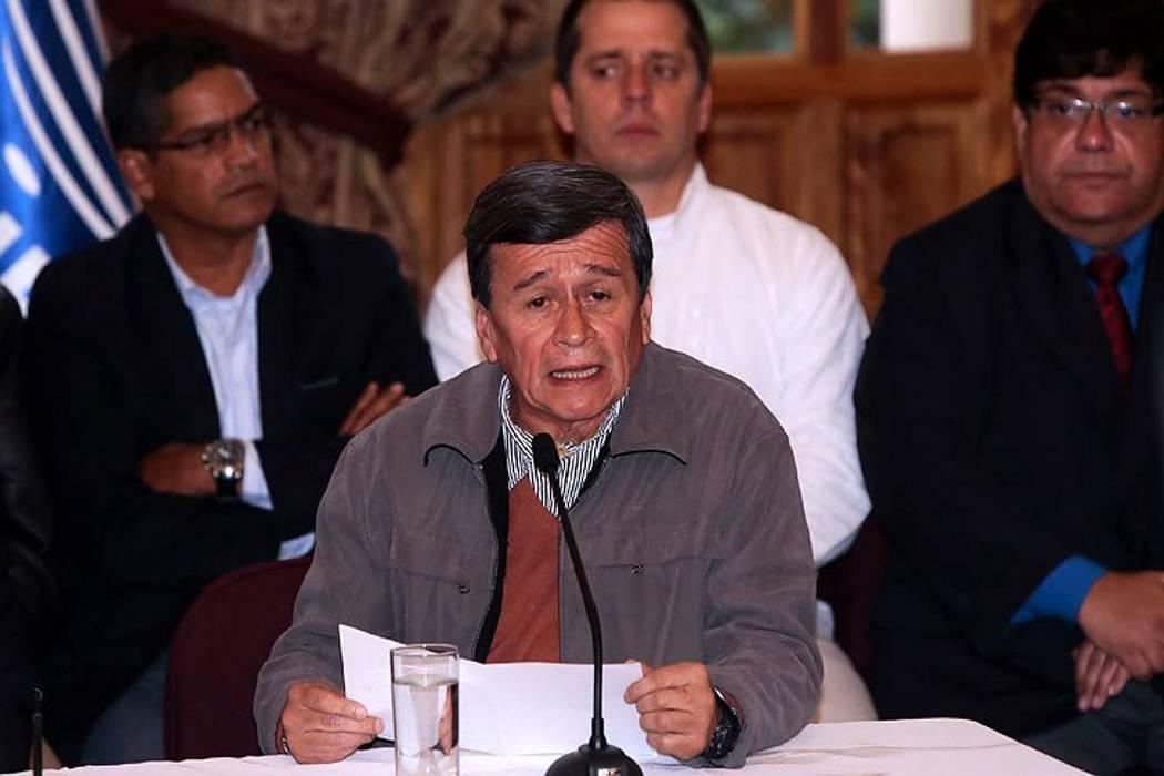 'Familia de Odín Sánchez pagó una parte de lo exigido para su liberación'