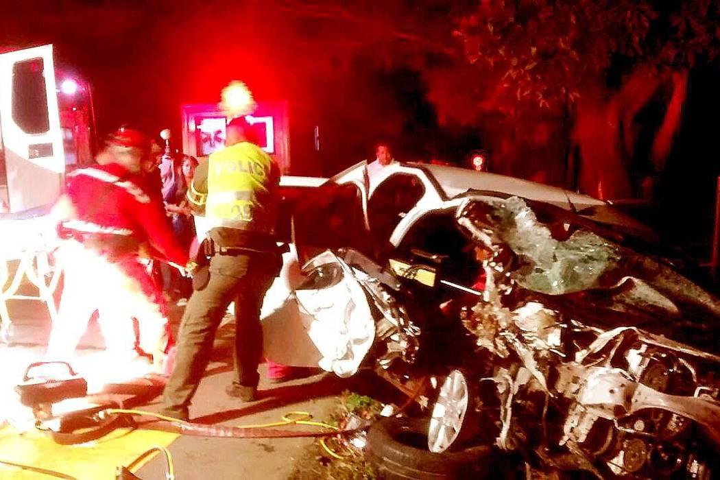 Accidente en Santander deja una persona muerta y cinco heridas