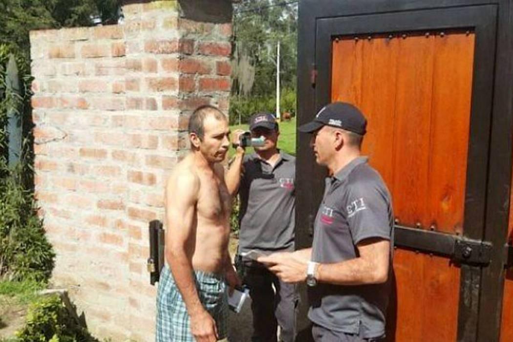 Capturan a juez que dejó en libertad a narcotraficante solicitado en extradición