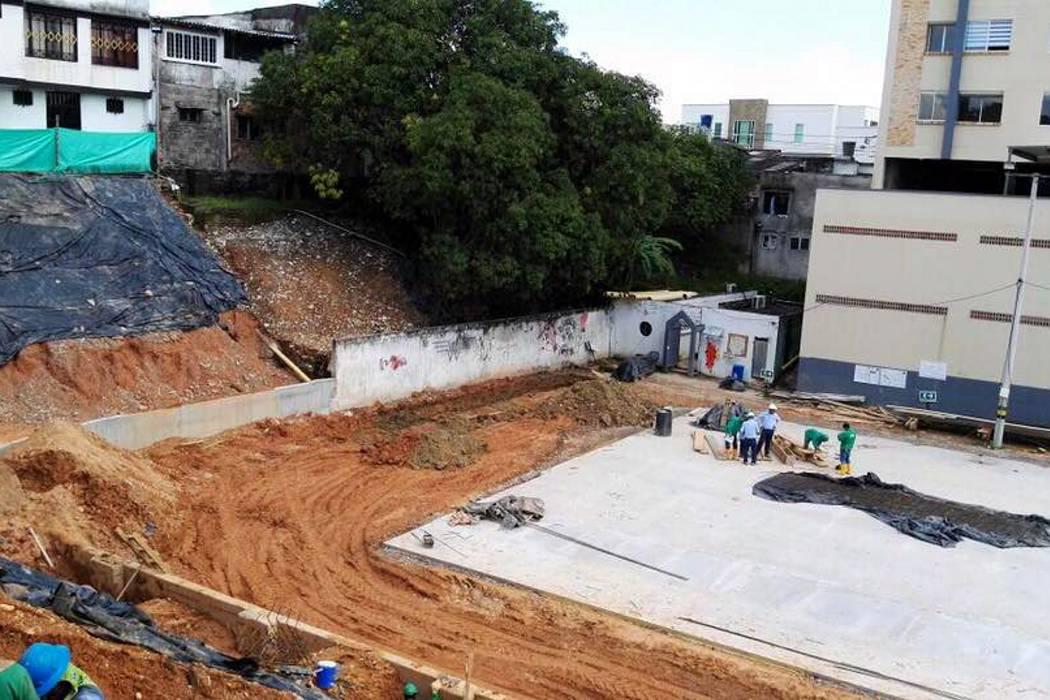 Comunidad pide claridad por obras en cancha Blanca Durán