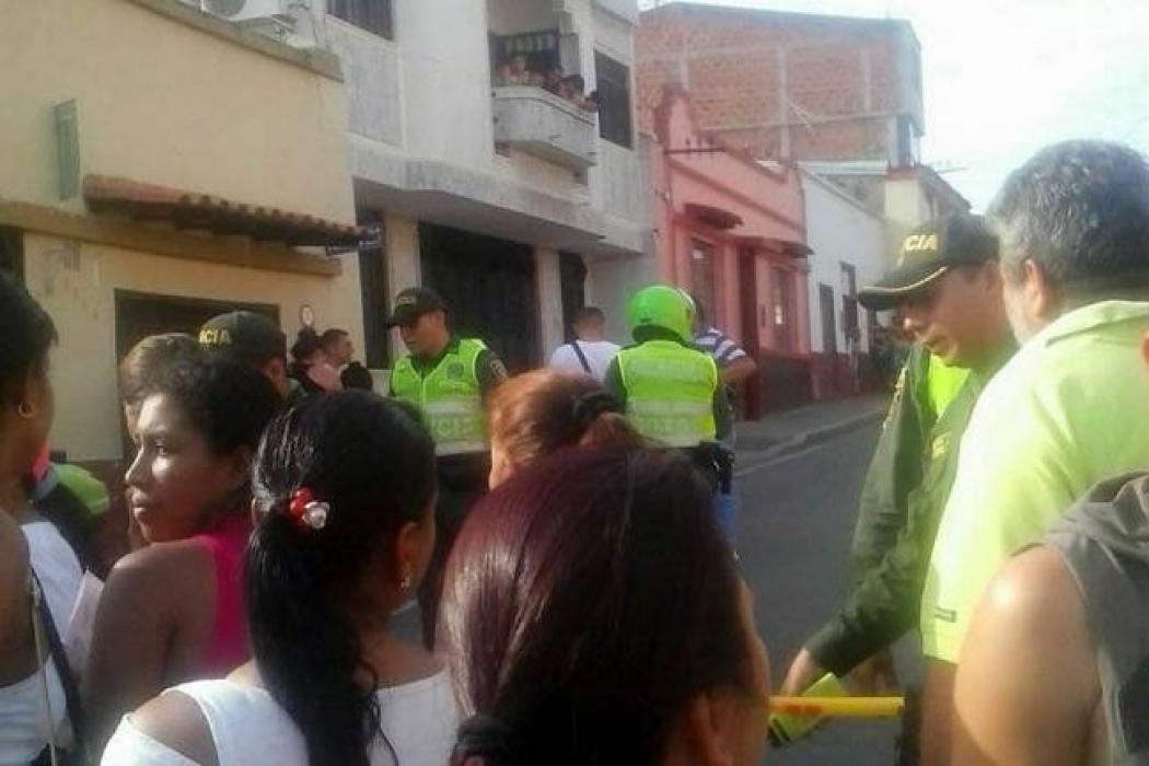 ¿Qué hay detrás del asesinato de mujer cerca a cárcel de Bucaramanga?