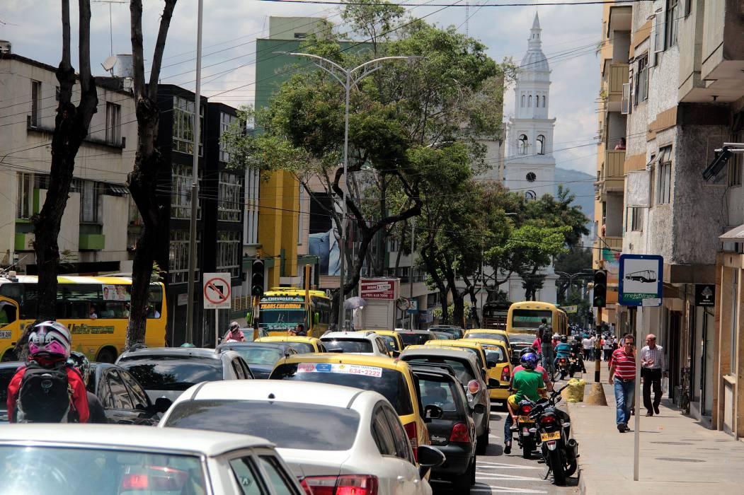 Piden revocar el nuevo 'Pico y Placa' del Centro de Bucaramanga