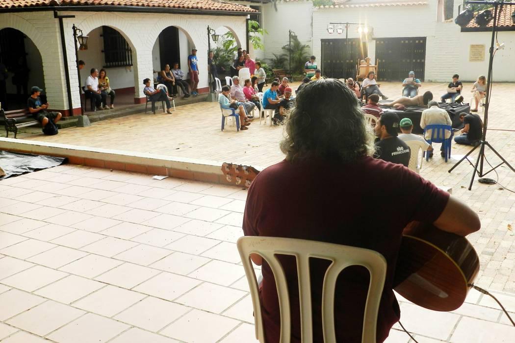 Diversidad en arte, se vuelve habitual en Casa Paragüitas