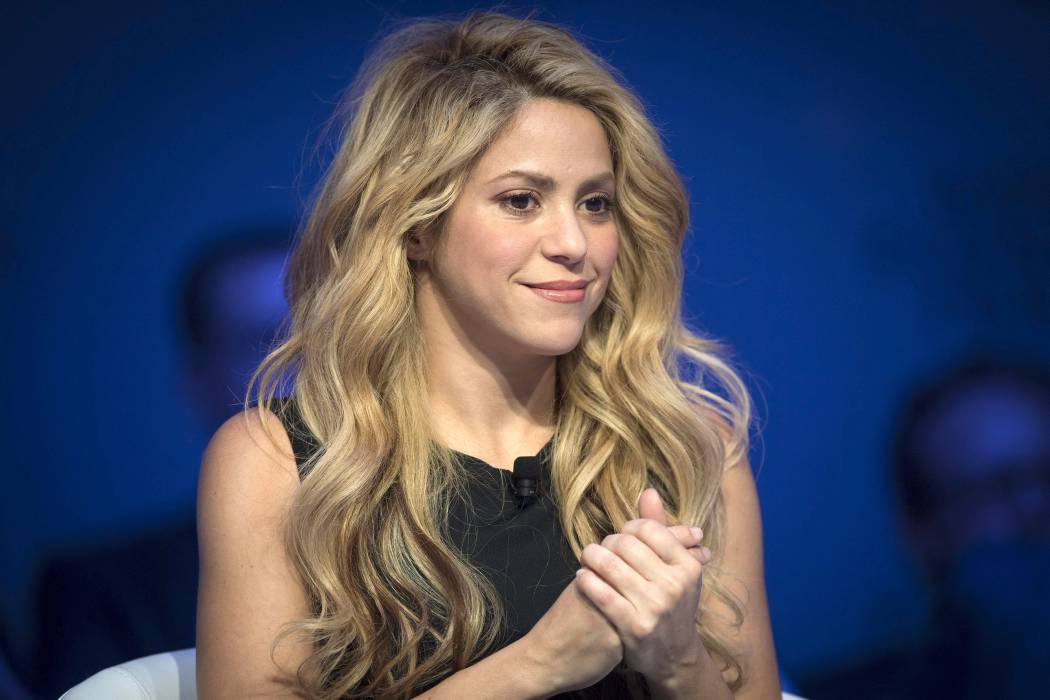 Shakira llega a los 40 años de la mano de una carrera musical exitosa