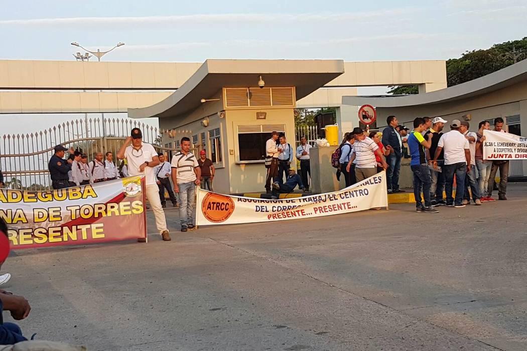 Vigilantes rechazan cambios en Ecopetrol