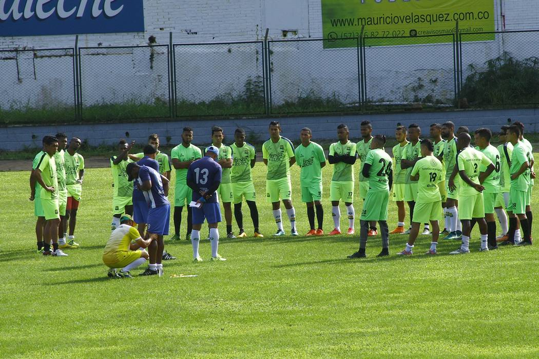 Atlético Bucaramanga está listo para enfrentar al campeón de la Copa Libertadores
