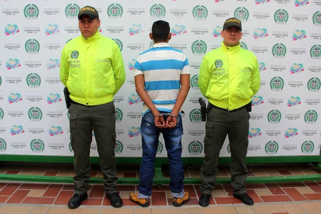 Capturan en Bucaramanga a un hombre investigado por tres asesinatos