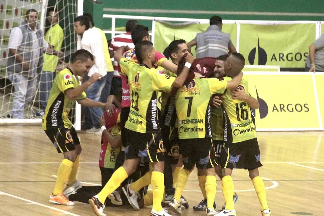 Real Bucaramanga busca el cupo a la Copa Libertadores de Futsal