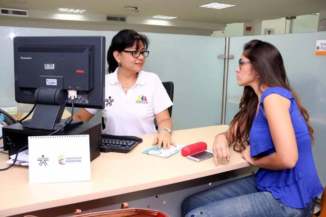 192 vacantes ofertará el Sena en microrrueda de empleo en Santander