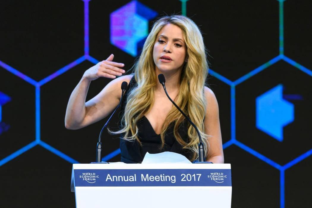 Shakira calificó el veto migratorio de Donald Trump como un ataque a la humanidad