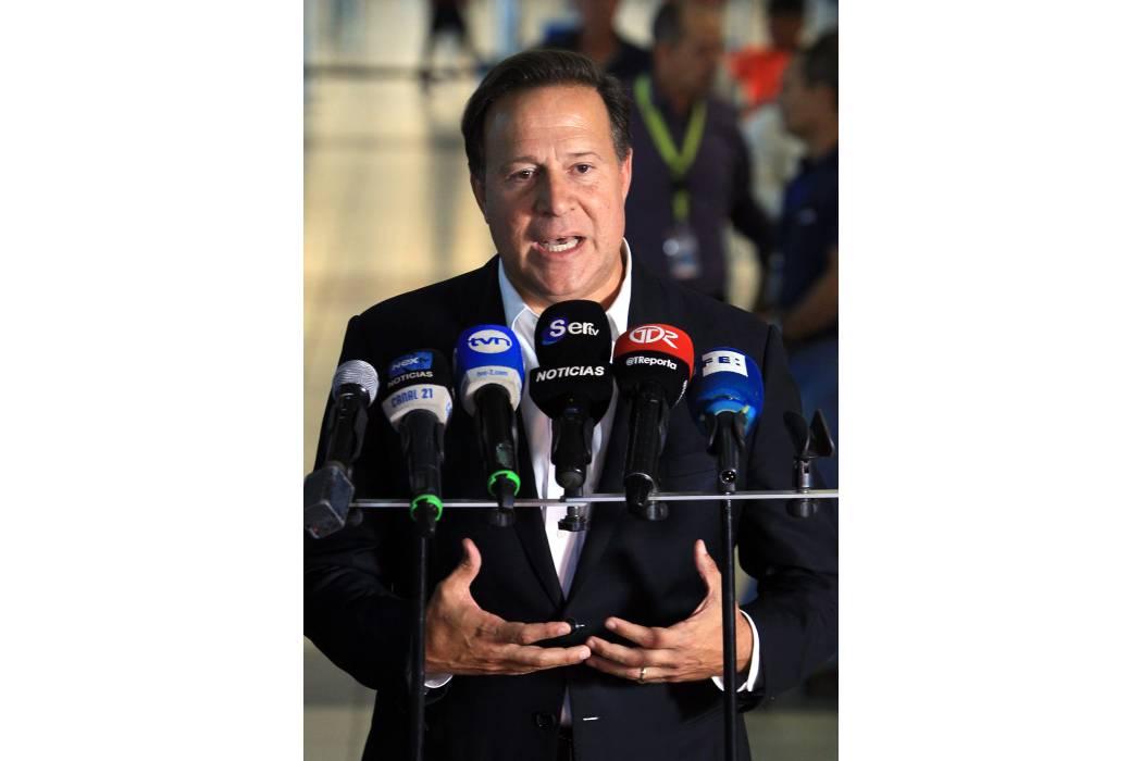 Presidente de Panamá, acusado de recibir dinero de Odebrecht