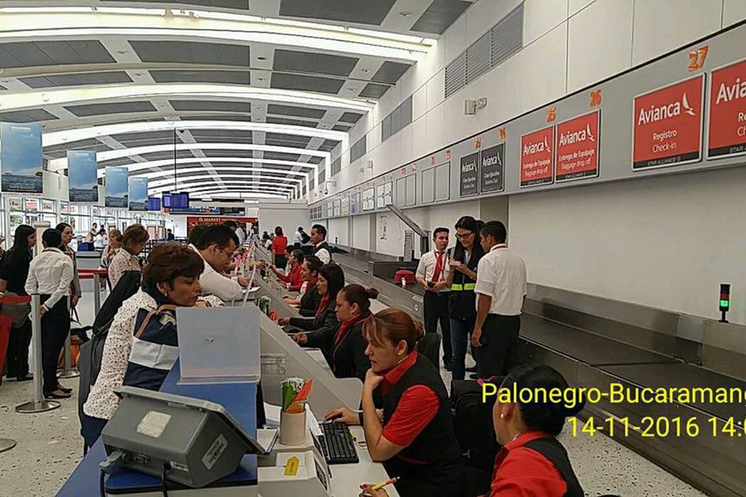 Bucaramanga es séptima en el 'ranking' de pasajeros aéreos