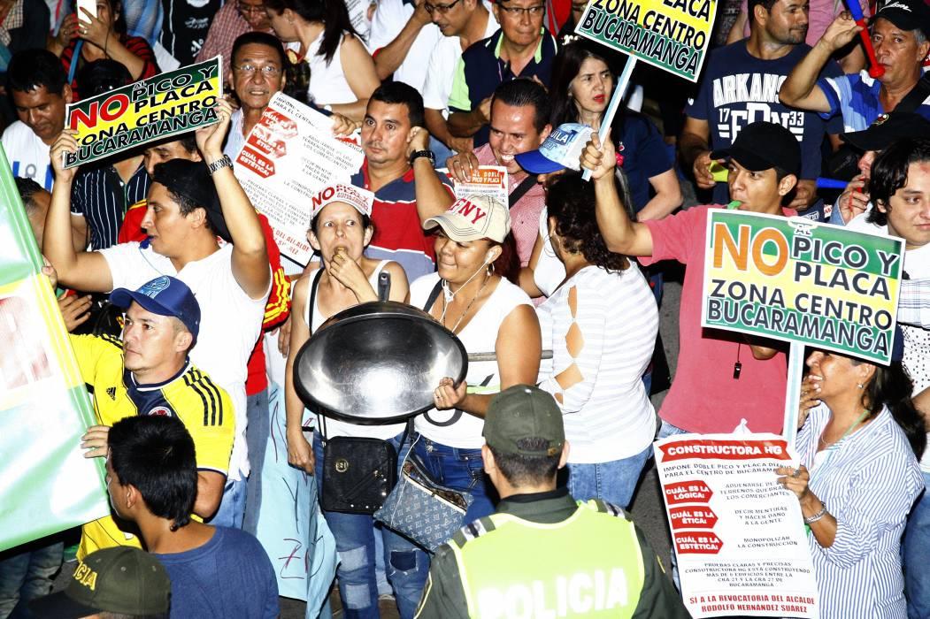 Concejo instaurará moción de censura a Director de Tránsito de Bucaramanga