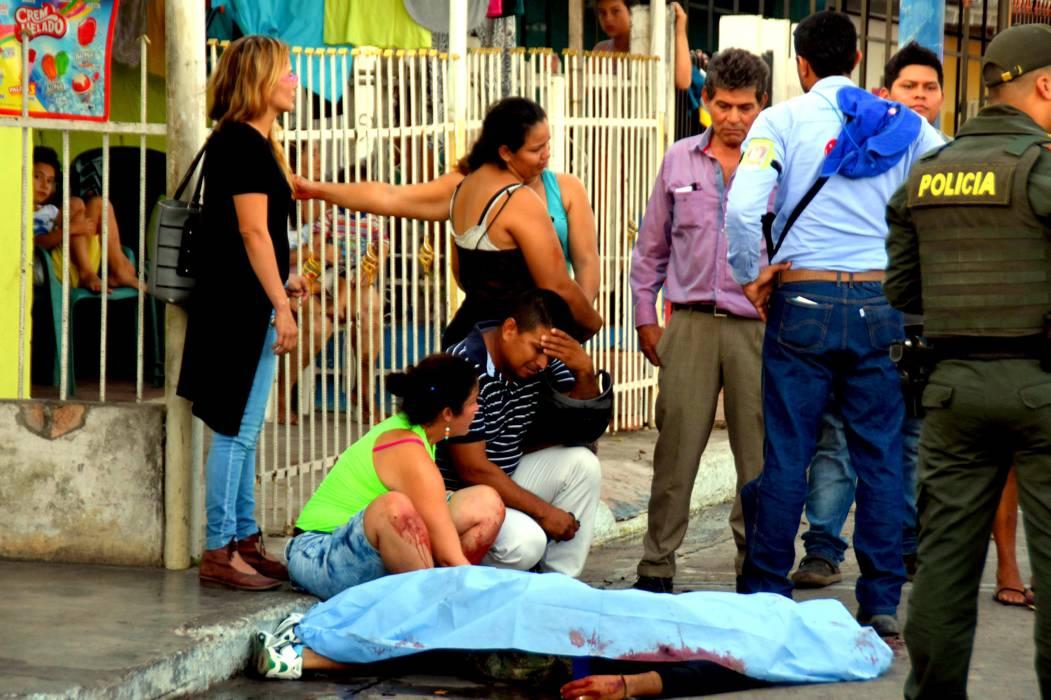 Familiares de joven asesinado en Santander piden que se investigue el caso