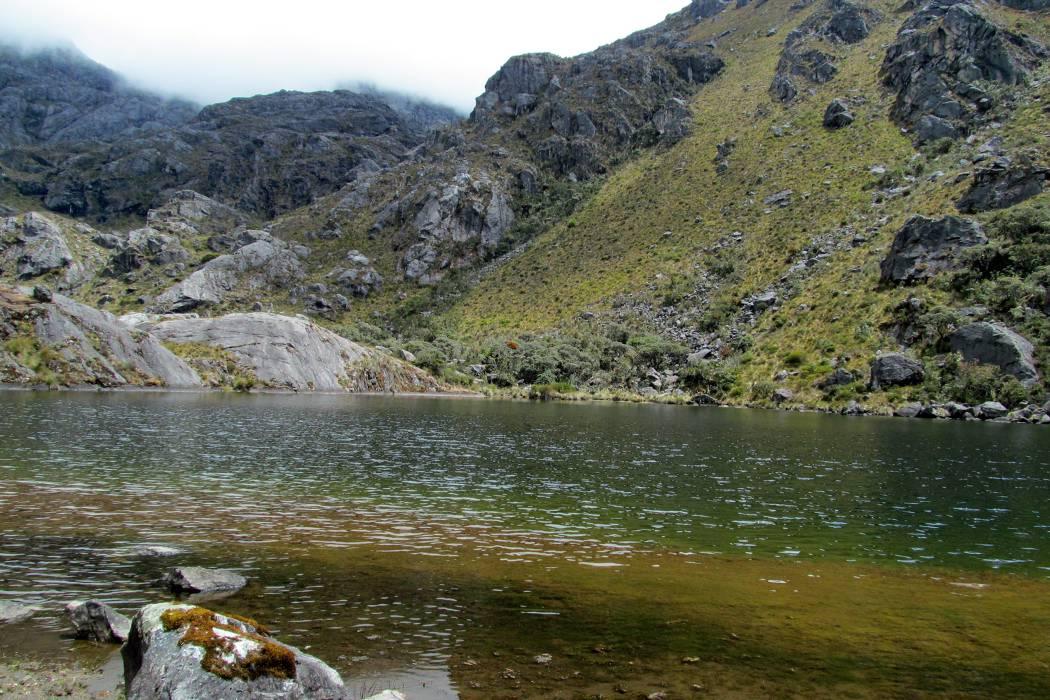 Advierten que en el páramo de Santurbán hay 568 hectáreas utilizadas para minería